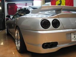 フェラーリ 550 マラネロ