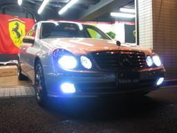 メルセデスベンツW211
