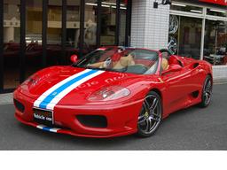 フェラーリ 360 スパイダー