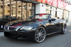 BMW 650 カブリオレ