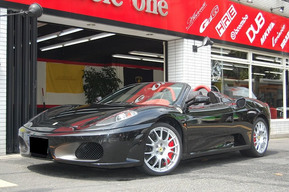 フェラーリ F430スパイダー