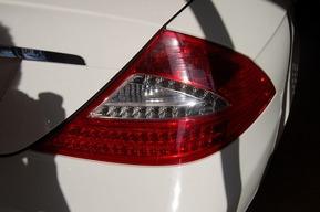 W219後期純正テール 後期ルックドアミラーカバー