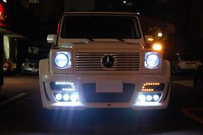 A_R_Tエアロ FOGランプ FOGランプALL LED化