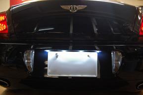 ベントレー コンチネンタルGT 外装バルブHID、LED一式交換