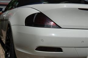 テールレンズ スモーク塗装 BMW E63//E64 ブラックアウト
