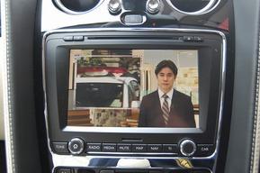 NEW ベントレーコンチネンタルGT 純正地デジ走行鑑賞可能 TVキャンセラー取り付け