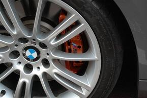 キャリパー オリジナル オレンジメタリック塗装 BMW E93