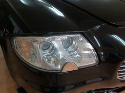 クアトロポルテ ヘッドライト洗浄 クリーニング
