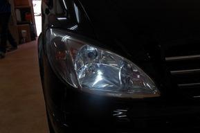 ベンツW639 Vクラス ポジションバルブLED ナンバー灯LEDバルブ カスタム
