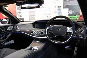 ベンツW222 カーボンインテリア カスタム カーボンパッケージ 仕様 AMG S63 S65