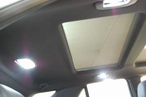 ベンツW164 ルームランプLEDバルブ取り付けカスタム
