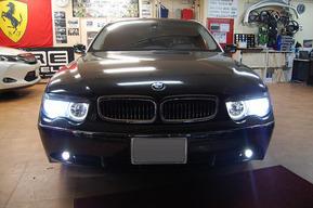 BMW E66HIDカスタム