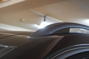 AMG GLS63 各所モールマッドブラックラッピング カスタム