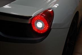 バックランプバルブLED ナンバー灯LEDバルブ フェラーリ458 イタリア クリアーサイドマーカー 取り付け カスタム