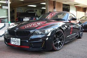 BMW Z4 デカールカスタム シルクブレイズ
